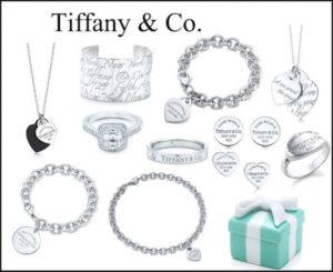 Gioielli di Tiffany