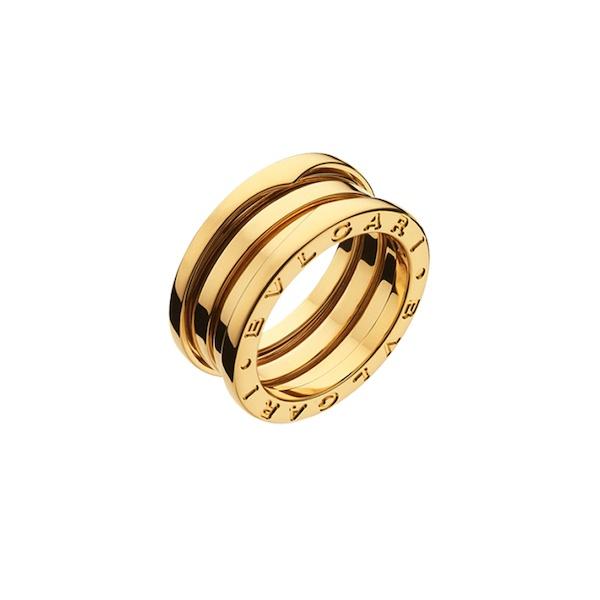 Anello Bulgari oro